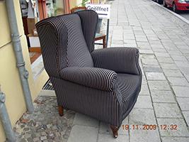 der polsterer berlin. Black Bedroom Furniture Sets. Home Design Ideas